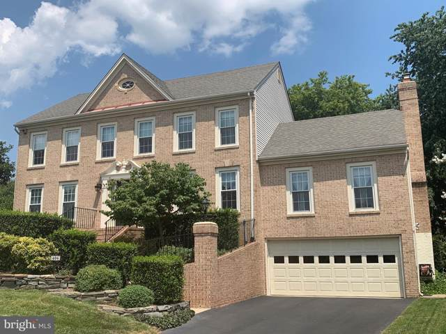 406 Woodgrove Court, HERNDON, VA 20170 (#VAFX1080828) :: AJ Team Realty