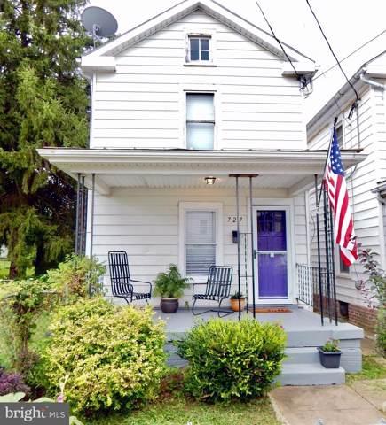 727 W John Street, MARTINSBURG, WV 25401 (#WVBE169996) :: The Daniel Register Group