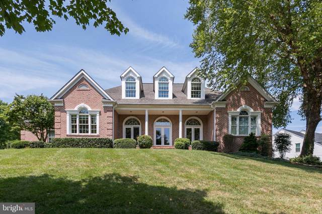 2938 Poland Springs Drive, ELLICOTT CITY, MD 21042 (#MDHW268144) :: ExecuHome Realty