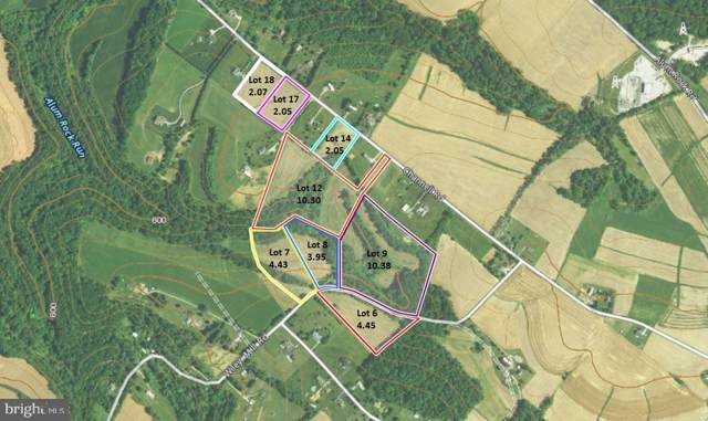Lot 14 Channell Road, NEW PARK, PA 17352 (#PAYK122166) :: The Joy Daniels Real Estate Group