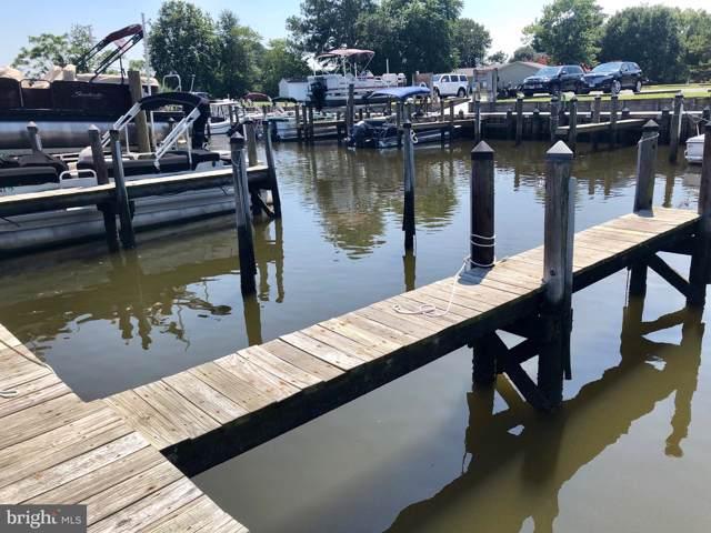 Boat Slip #23 Whites Creek Marina, OCEAN VIEW, DE 19970 (#DESU145160) :: CoastLine Realty