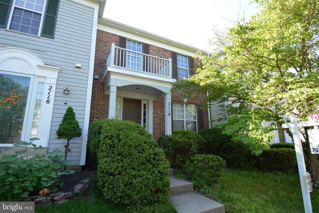 2118 Blue Knob Terrace, SILVER SPRING, MD 20906 (#MDMC672274) :: The Licata Group/Keller Williams Realty