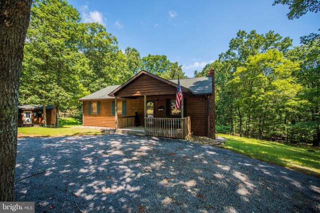 181 Butterfly Lane, GREAT CACAPON, WV 25422 (#WVMO115766) :: Bruce & Tanya and Associates