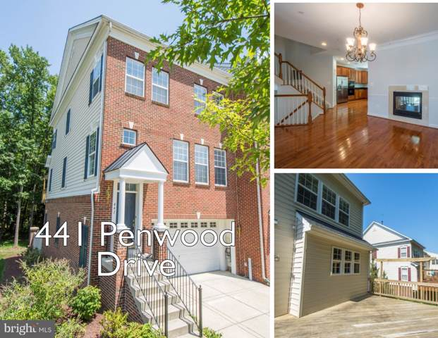 441 Penwood Drive, EDGEWATER, MD 21037 (#MDAA408648) :: Radiant Home Group