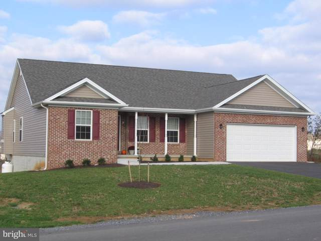 Lot 246 Vonette Drive, MARTINSBURG, WV 25405 (#WVBE170012) :: The Piano Home Group