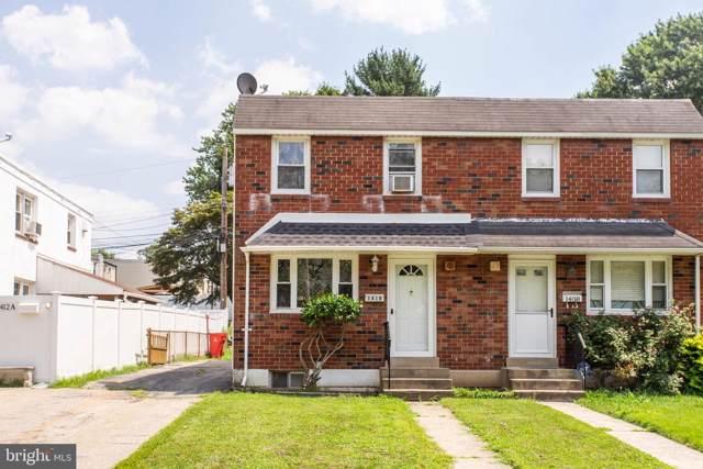 1410 Tremont Avenue, NORRISTOWN, PA 19401 (#PAMC619952) :: Keller Williams Realty - Matt Fetick Team