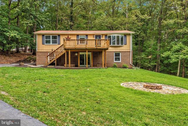 9710-A Hall Road, FREDERICK, MD 21701 (#MDFR251054) :: Advance Realty Bel Air, Inc