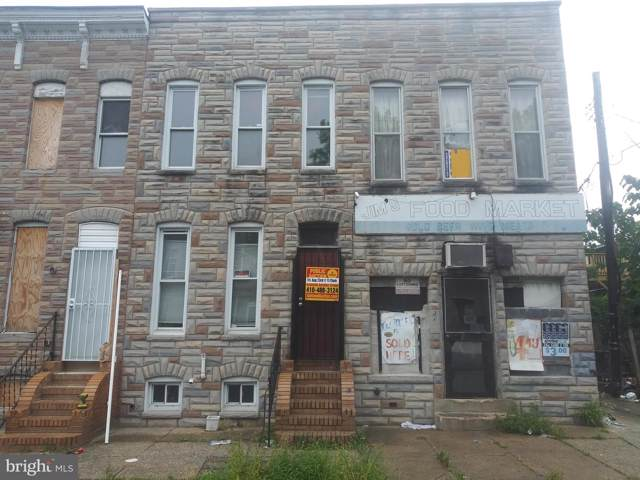 2104 Ramsay Street, BALTIMORE, MD 21223 (#MDBA478540) :: Homes to Heart Group