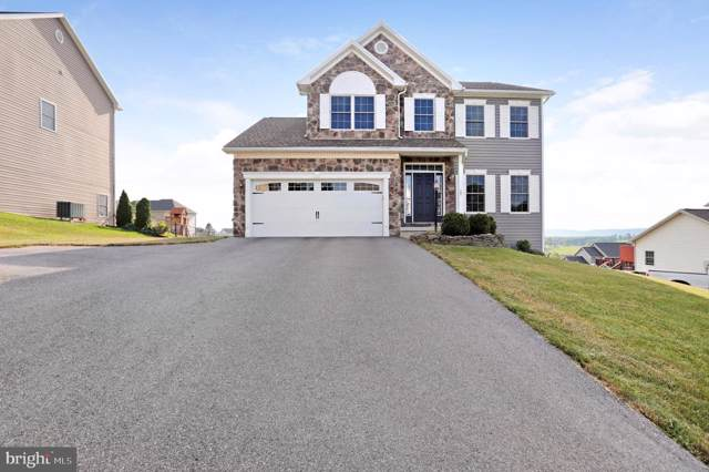 105 Feather Drive, SHIPPENSBURG, PA 17257 (#PACB116048) :: The Heather Neidlinger Team With Berkshire Hathaway HomeServices Homesale Realty