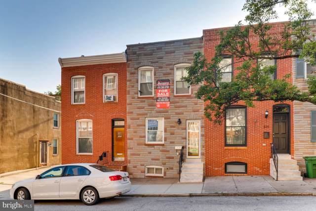 816 S Highland Avenue, BALTIMORE, MD 21224 (#MDBA478636) :: Bruce & Tanya and Associates