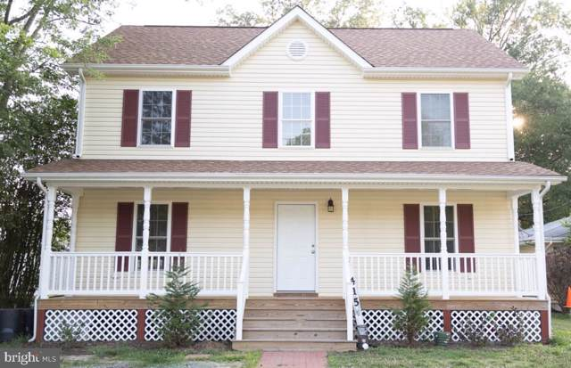 415 Bancroft Avenue, COLONIAL BEACH, VA 22443 (#VAWE114960) :: Keller Williams Pat Hiban Real Estate Group