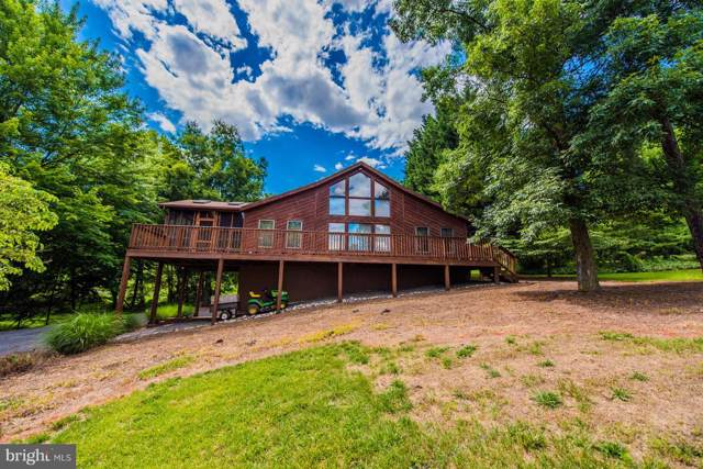 814 Tecumseh Trail, HEDGESVILLE, WV 25427 (#WVBE170058) :: Keller Williams Pat Hiban Real Estate Group