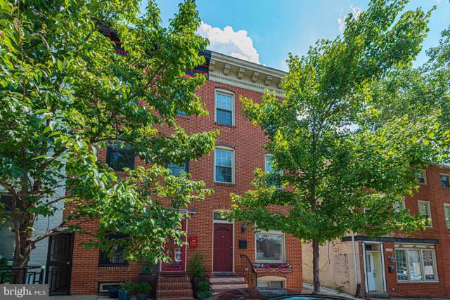 507 S Patterson Park Avenue, BALTIMORE, MD 21231 (#MDBA478660) :: The Licata Group/Keller Williams Realty