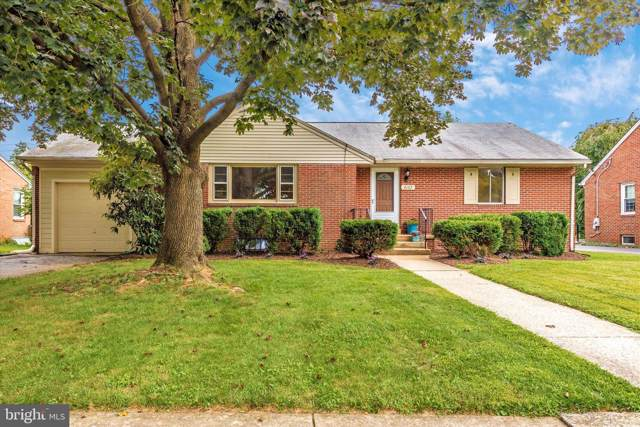 610 Schley Avenue, FREDERICK, MD 21702 (#MDFR251082) :: The Redux Group