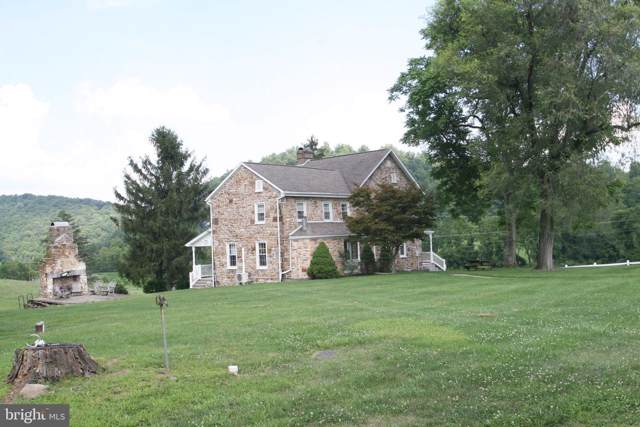 17512 Hill Valley, SHIRLEYSBURG, PA 17260 (#PAHU101216) :: The Joy Daniels Real Estate Group