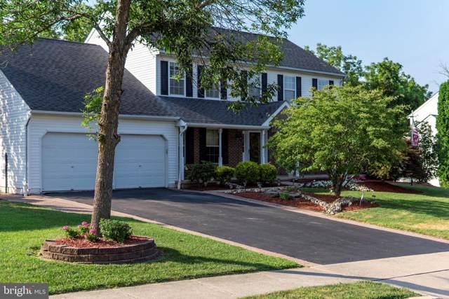 108 Green Ash Lane, CHALFONT, PA 18914 (#PABU476378) :: Erik Hoferer & Associates