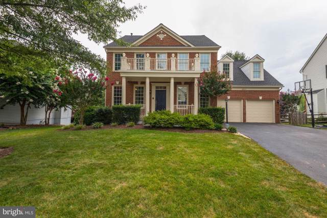 19021 Snowberry Court, LEESBURG, VA 20176 (#VALO391654) :: The Gold Standard Group