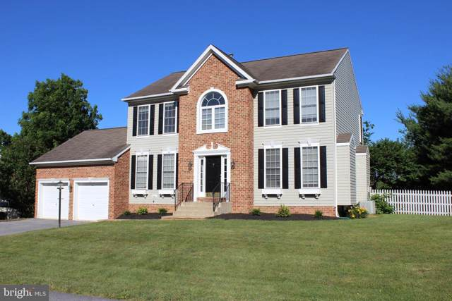 11401 Rolling Green Place, HAGERSTOWN, MD 21742 (#MDWA166898) :: Bruce & Tanya and Associates