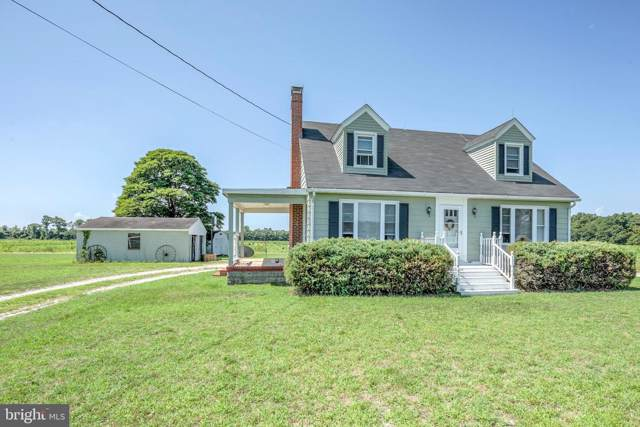 23821 Ocean Gateway, MARDELA SPRINGS, MD 21837 (#MDWC104564) :: AJ Team Realty