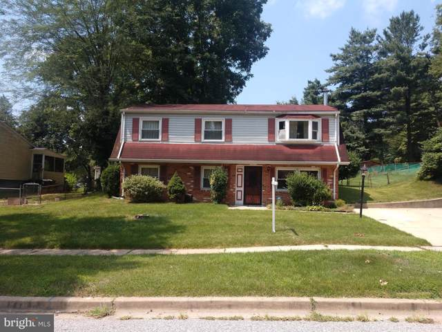 16409 Village Drive W, UPPER MARLBORO, MD 20772 (#MDPG538286) :: The Licata Group/Keller Williams Realty