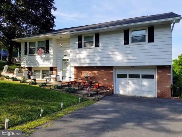 111 High Lane, CUMBERLAND, MD 21502 (#MDAL132340) :: Keller Williams Pat Hiban Real Estate Group