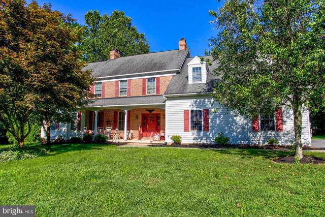 8 Creekwood Drive, LANCASTER, PA 17602 (#PALA137688) :: The Heather Neidlinger Team With Berkshire Hathaway HomeServices Homesale Realty