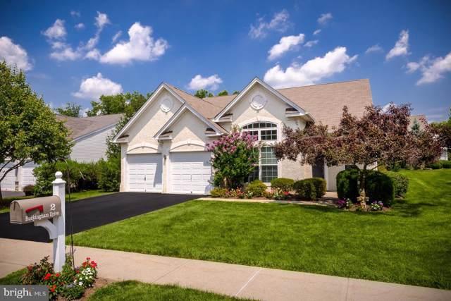 2 Buckingham Drive, PENNINGTON, NJ 08534 (#NJME283540) :: REMAX Horizons