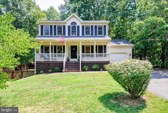 9913 Millstone Dr, FREDERICKSBURG, VA 22407 (#VASP214968) :: Radiant Home Group