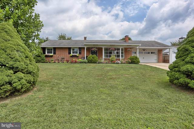 1132 S Forge Road, PALMYRA, PA 17078 (#PALN108308) :: ExecuHome Realty
