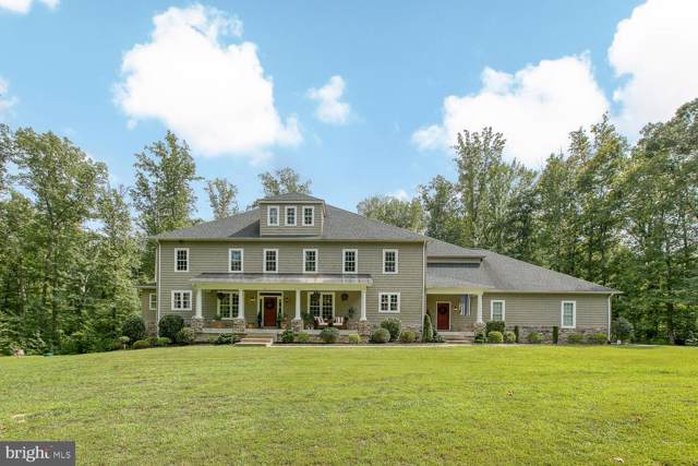 114 Estates Drive, FREDERICKSBURG, VA 22406 (#VAST213788) :: AJ Team Realty