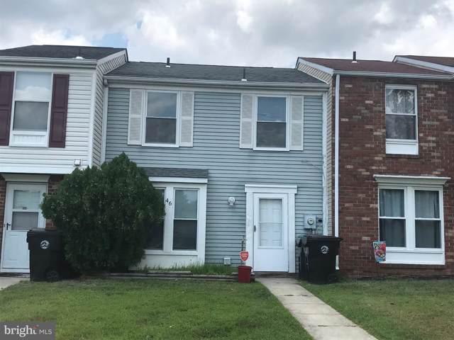 46 Victoria Manor Court, SICKLERVILLE, NJ 08081 (#NJCD372954) :: REMAX Horizons