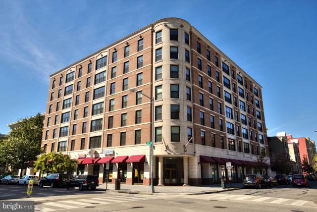 2750 14TH Street NW #509, WASHINGTON, DC 20009 (#DCDC437246) :: Network Realty Group