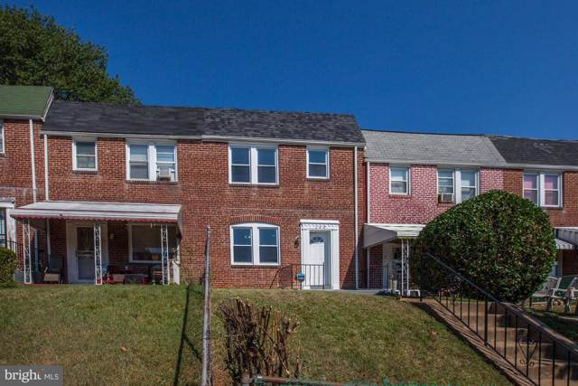 140 N Monastery Avenue, BALTIMORE, MD 21229 (#MDBA478794) :: Kathy Stone Team of Keller Williams Legacy