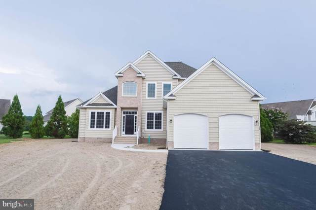 Lot 15 Layfield Woods Drive, DELMAR, MD 21875 (#MDWC104576) :: AJ Team Realty