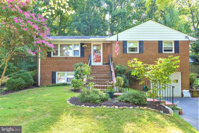 8541 Mount Zephyr Drive, ALEXANDRIA, VA 22309 (#VAFX1081556) :: The Daniel Register Group