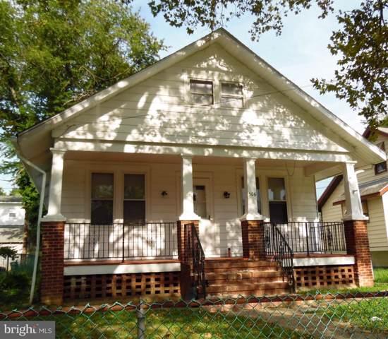 306 Cypress Avenue, OAKLYN, NJ 08107 (#NJCD373006) :: Linda Dale Real Estate Experts