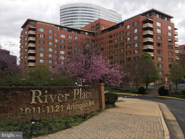 1121 Arlington Boulevard #1016, ARLINGTON, VA 22209 (#VAAR153120) :: Keller Williams Pat Hiban Real Estate Group