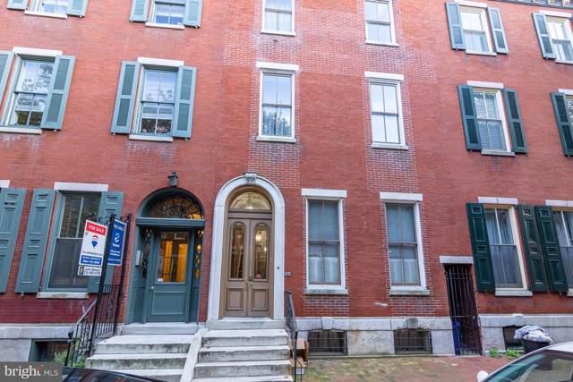 1710 Wallace Street D, PHILADELPHIA, PA 19130 (#PAPH821462) :: Kathy Stone Team of Keller Williams Legacy