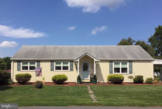 41 Grandview Avenue, WERNERSVILLE, PA 19565 (#PABK345768) :: Ramus Realty Group