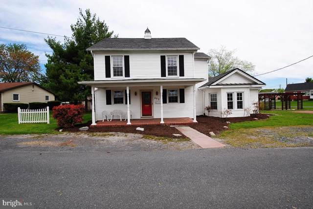 489 Zea Street, STRASBURG, VA 22657 (#VASH116724) :: Great Falls Great Homes