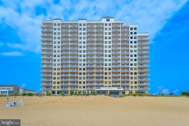 2 48TH Street 510 GATEWAY GRA, OCEAN CITY, MD 21842 (#MDWO108188) :: Compass Resort Real Estate