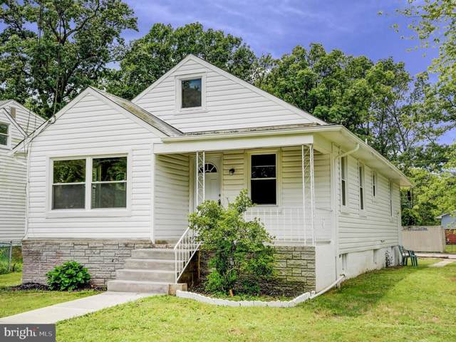 26 Pelczar Avenue, BALTIMORE, MD 21221 (#MDBC467628) :: Radiant Home Group