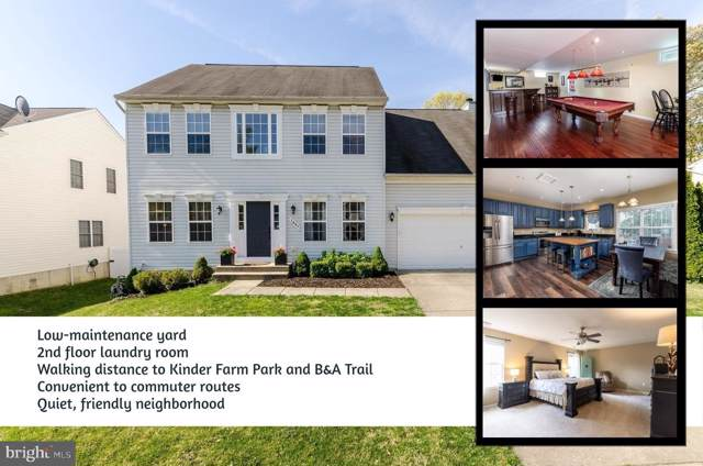 109-B Sabrina Lane, SEVERNA PARK, MD 21146 (#MDAA409066) :: The Riffle Group of Keller Williams Select Realtors