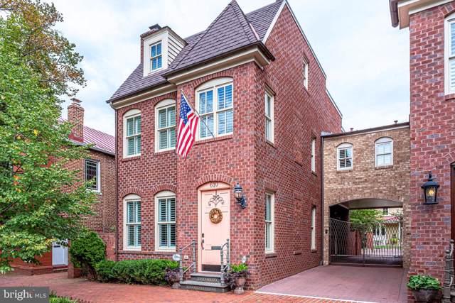 610 S Washington Street, ALEXANDRIA, VA 22314 (#VAAX238468) :: Eng Garcia Grant & Co.