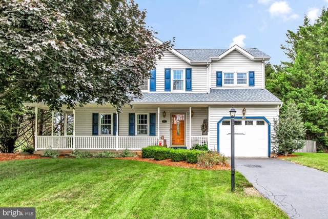94 Smokebox Circle, STEWARTSTOWN, PA 17363 (#PAYK122476) :: The Craig Hartranft Team, Berkshire Hathaway Homesale Realty