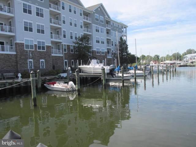 900 Marshy Cove #206, CAMBRIDGE, MD 21613 (#MDDO123992) :: Barrows and Associates