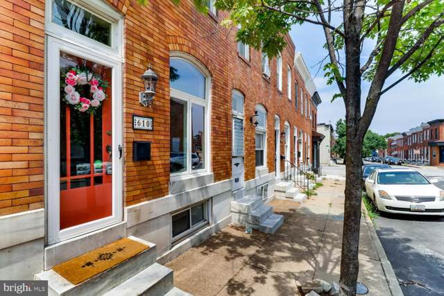 610 S Decker Avenue, BALTIMORE, MD 21224 (#MDBA478970) :: The Licata Group/Keller Williams Realty