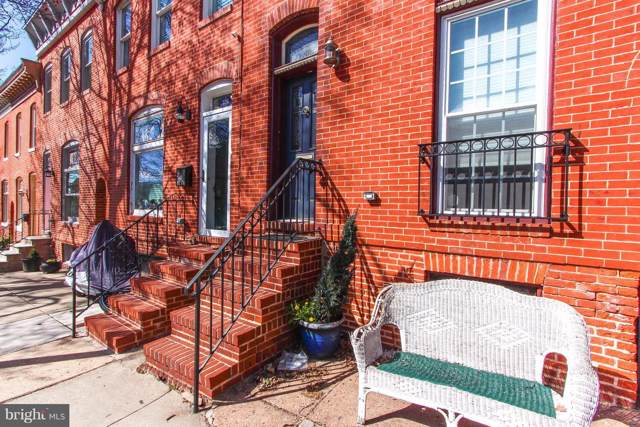 2218 Gough Street, BALTIMORE, MD 21231 (#MDBA479012) :: SURE Sales Group