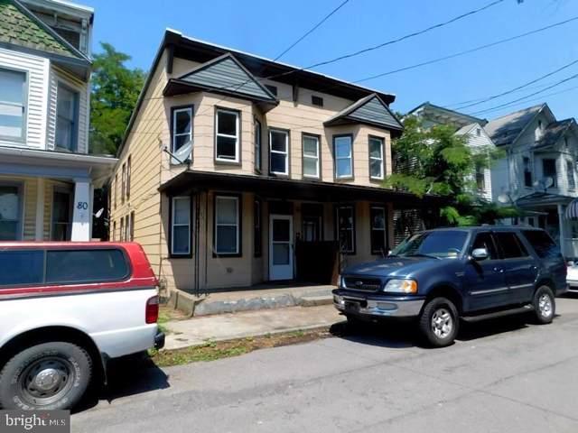 23 & 25 BLOCKER Street, RIDGELEY, WV 26753 (#WVMI110460) :: Homes to Heart Group