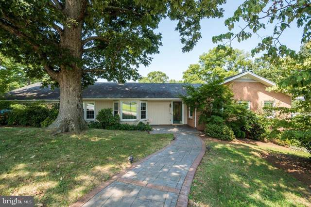 1202 Oaklawn Drive, CULPEPER, VA 22701 (#VACU139232) :: AJ Team Realty